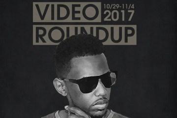 Video Roundup 10/29/17