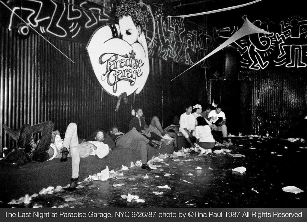 Paradise Garage - The Birth of House in Chicago | LIVING LIFE FEARLESS
