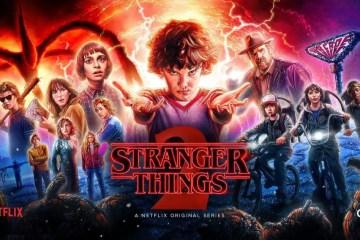 Stranger Things Season 2 Reaction | LIVING LIFE FEARLESS