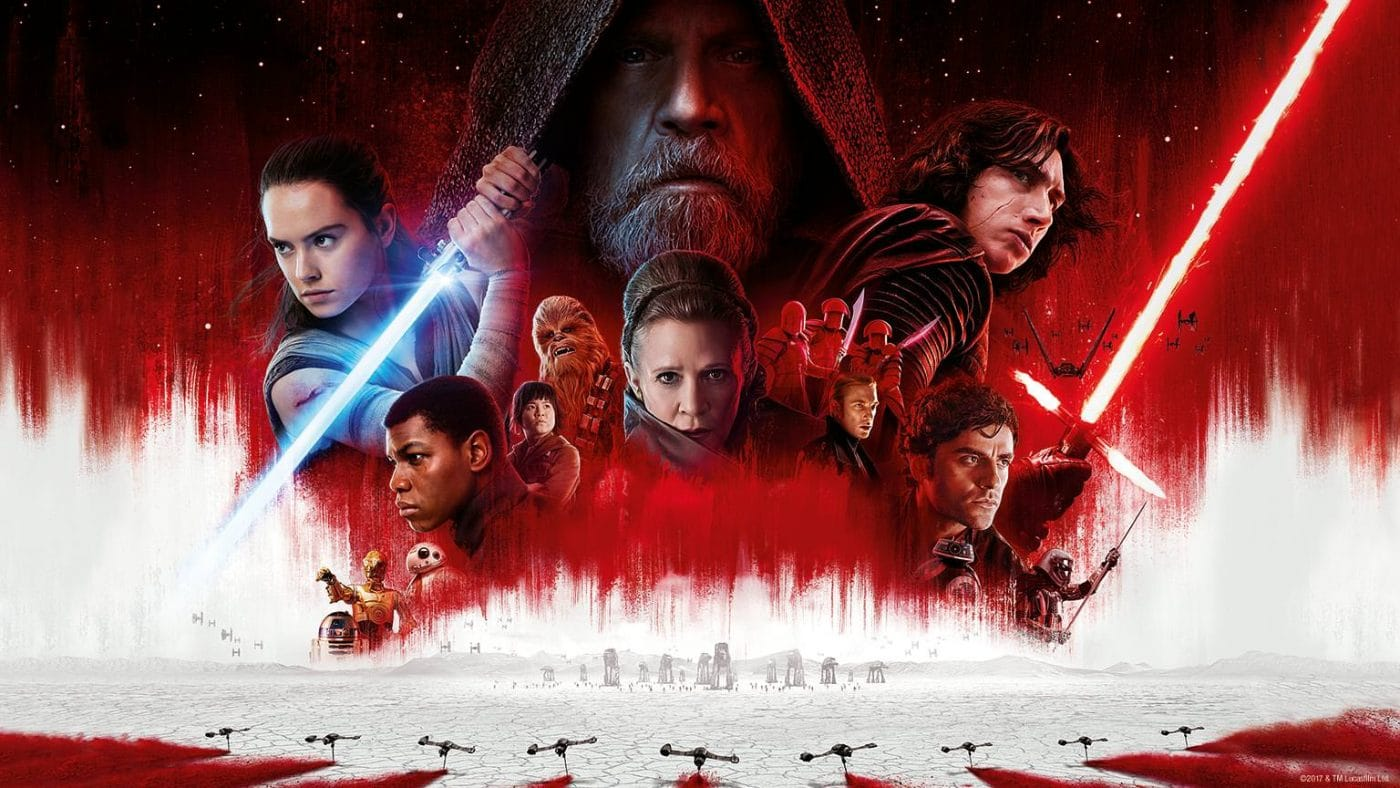Star Wars: The Last Jedi Reaction   LIVING LIFE FEARLESS