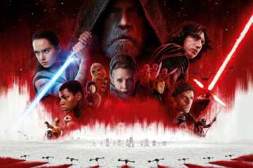Star Wars: The Last Jedi Reaction | LIVING LIFE FEARLESS