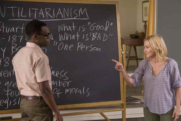 Is the Good Place trying to teach us how to be better people? | Opinions | LIVING LIFE FEARLESS