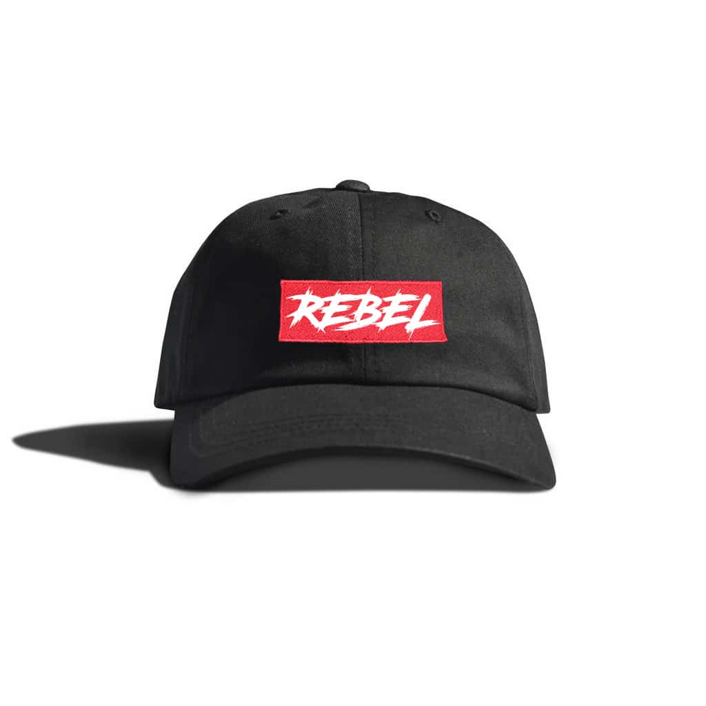 Rebel Dad Hat Vol. 2 | Collabs | LIVING LIFE FEARLESS
