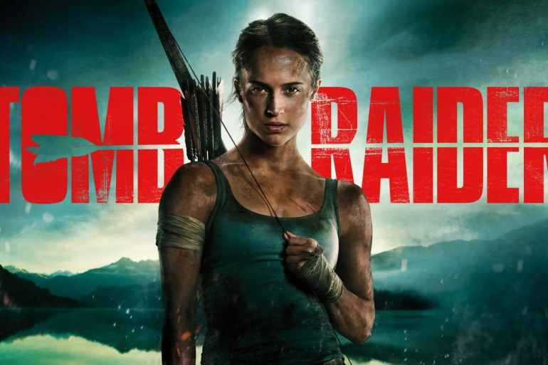 Tomb Raider Reaction | Reactions | LIVING LIFE FEARLESS