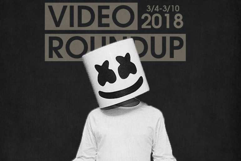 Video Roundup 3/4/18