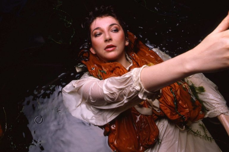 Kate Bush: Alpha and O-Megastar | Features | LIVING LIFE FEARLESS
