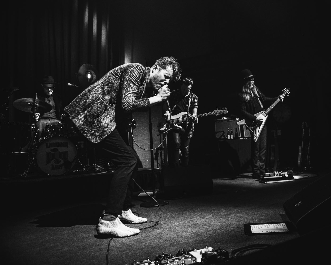 Anderson East : 9:30 Club   Photos   LIVING LIFE FEARLESS