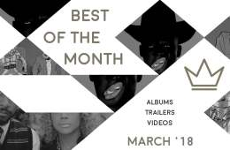 Best of the Month: 2018   Features   LIVING LIFE FEARLESS