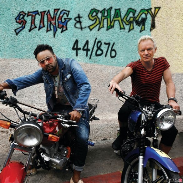 Sting & Shaggy - 44/876 Reaction   Reactions   LIVING LIFE FEARLESS