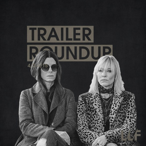 Trailer Roundup 4/2-4/15   Reactions   LIVING LIFE FEARLESS