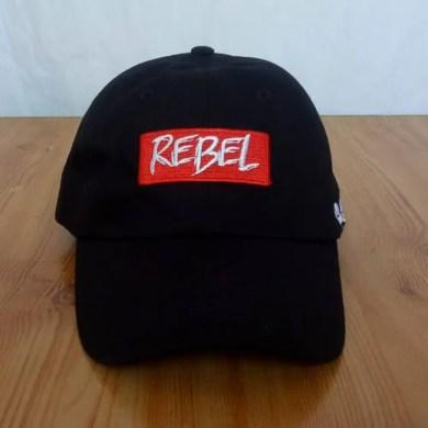 Rebel Dad Hat Vol. 2   Shop   LIVING LIFE FEARLESS