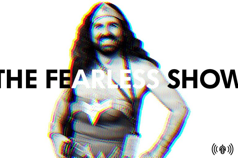 Must watch TV, our blockbuster Spring, and is 'fanboyism' becoming too toxic? | Podcasts | The Fearless Show | LIVING LIFE FEARLESS