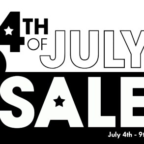 Celebrate 4th of July with 40% Off Everything   Blog   LIVING LIFE FEARLESS