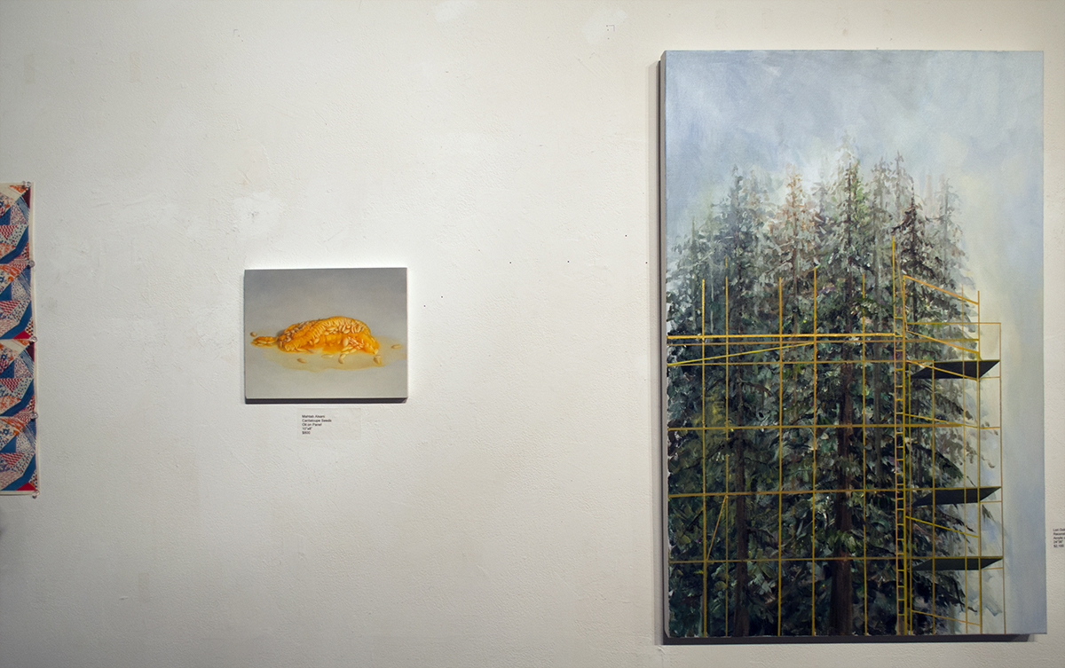"RE:ARTISTE | ""Environmental Food Chain"" Food for Thought 