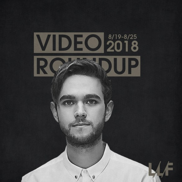 Video Roundup 8/19-8/25 | Reactions | LIVING LIFE FEARLESS