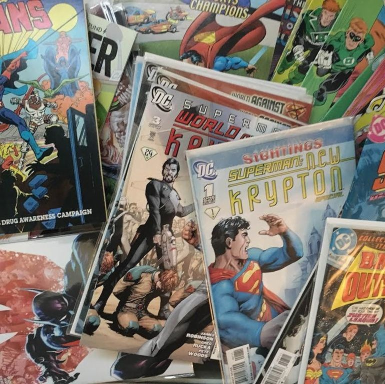 Superheroes and Society - Observations on a Welcome Change   Opinions   LIVING LIFE FEARLESS