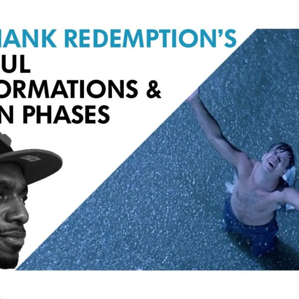 Shawshank Redemption's Powerful Transformations & Cocoon Phases | IMPACT | Shorts | LIVING LIFE FEARLESS