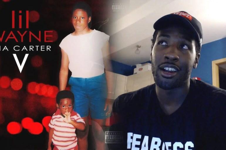 Lil Wayne - Tha Carter V | Reactions | LIVING LIFE FEARLESS