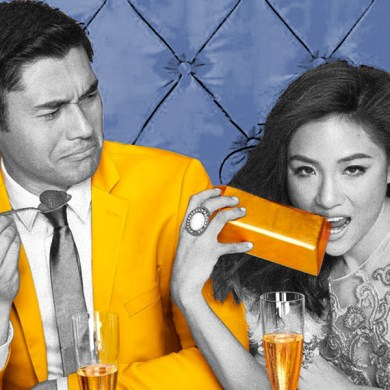 Breaking Through, 'Crazy Rich Asians' Style | Opinions | LIVING LIFE FEARLESS