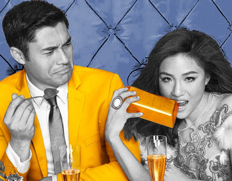 Breaking Through, 'Crazy Rich Asians' Style   Opinions   LIVING LIFE FEARLESS