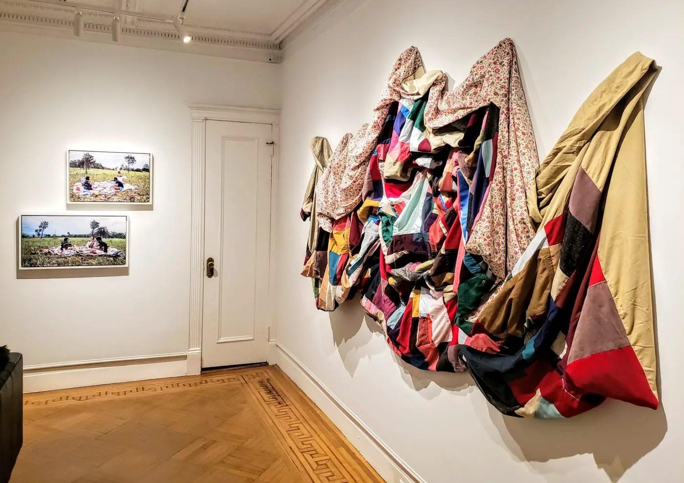 "Caroline Kent, Basil Kincaid, Esau McGhee : ""On The Road""   Jenkins Johnson Projects   Photos   LIVING LIFE FEARLESS"