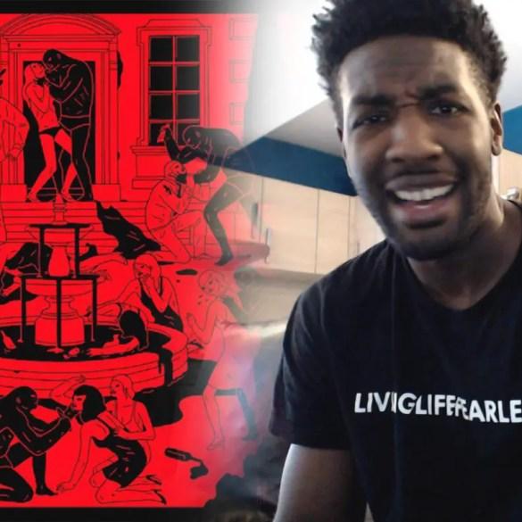 Swizz Beatz - Poison | Reactions | LIVING LIFE FEARLESS