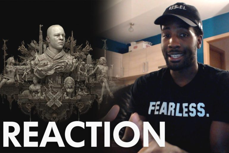T.I. - Dime Trap | Reactions | LIVING LIFE FEARLESS