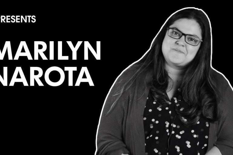 Marilyn Narota | PRESENTS | LIVING LIFE FEARLESS