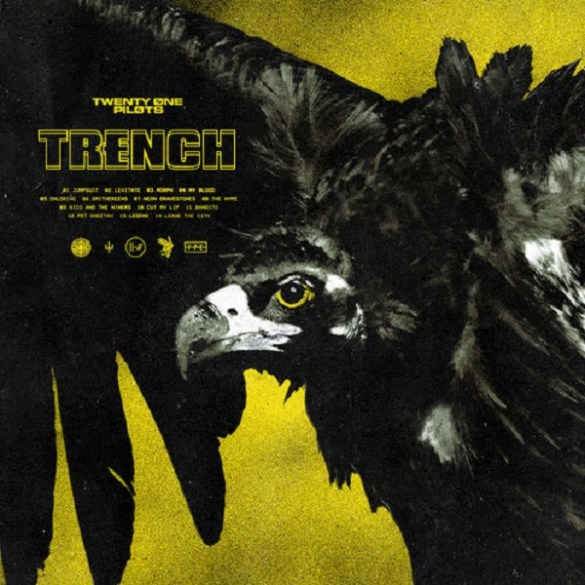 twenty one pilots - Trench | Reactions | LIVING LIFE FEARLESS
