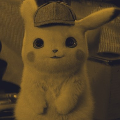 The Curious Appeal of Detective Pikachu | Opinions | LIVING LIFE FEARLESS