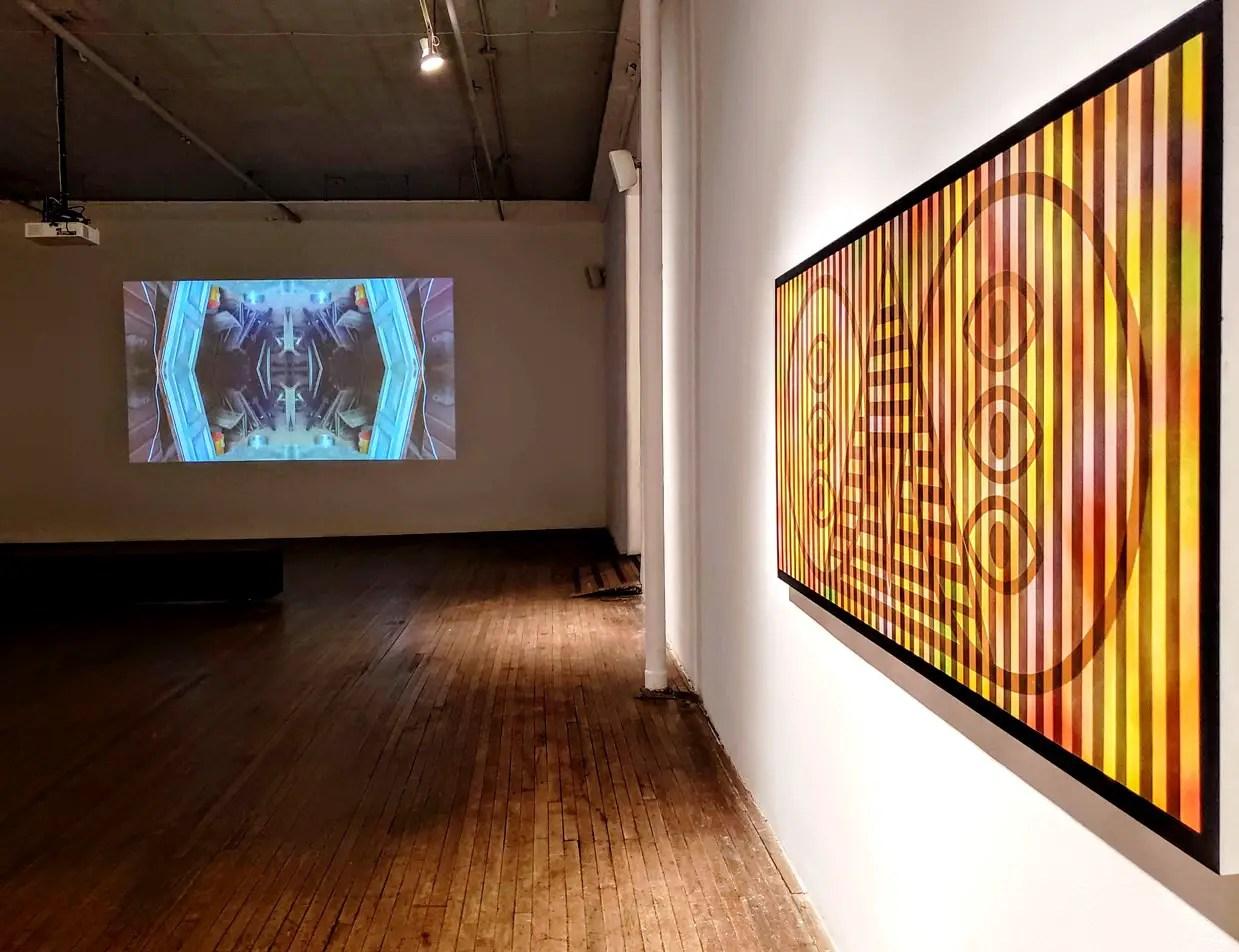 "Rico Gatson : ""My Eyes Have Seen""   Ronald Feldman Gallery   Photos   LIVING LIFE FEARLESS"