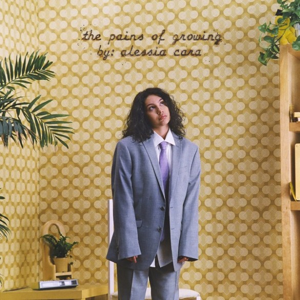 Alessia Cara - The Pains Of Growing   Reactions   LIVING LIFE FEARLESS