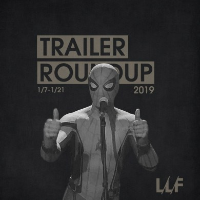 Trailer Roundup 1/7-1/21 | Reactions | LIVING LIFE FEARLESS