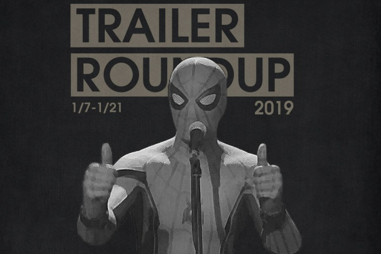 Trailer Roundup 1/7-1/21   Reactions   LIVING LIFE FEARLESS