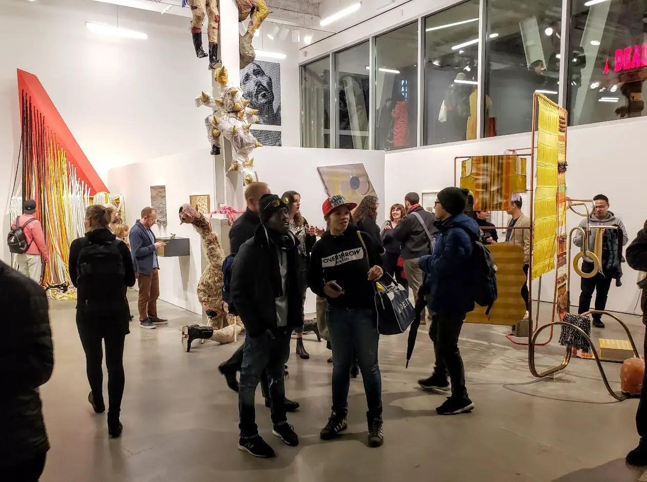 BRIC Biennial: Volume III, South Brooklyn Edition | Photos | LIVING LIFE FEARLESS