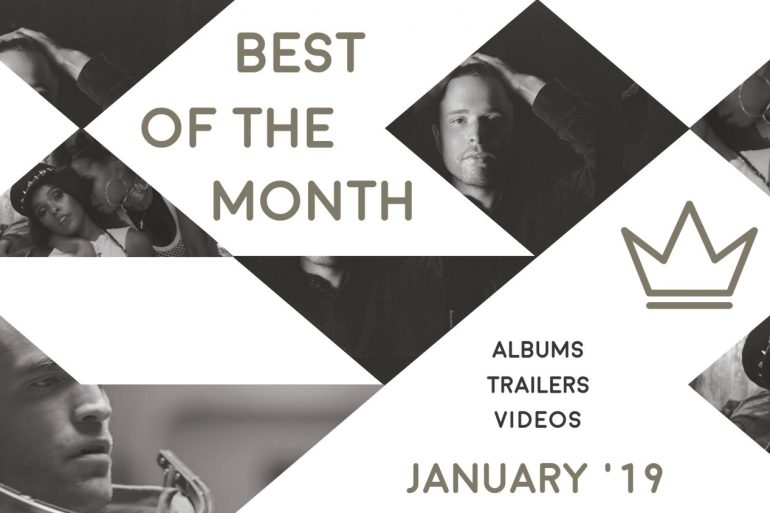Best of the Month: January 2019   Features   LIVING LIFE FEARLESS
