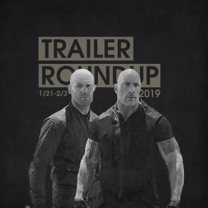 Trailer Roundup 1/21-2/3 | Reactions | LIVING LIFE FEARLESS