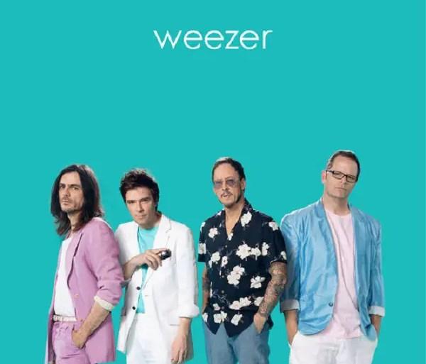 Weezer - Teal Album | Reactions | LIVING LIFE FEARLESS