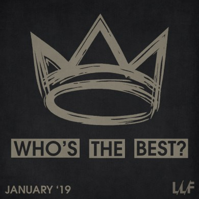 Who's the best of the month: January 2019 (VOTING) | Reactions | LIVING LIFE FEARLESS