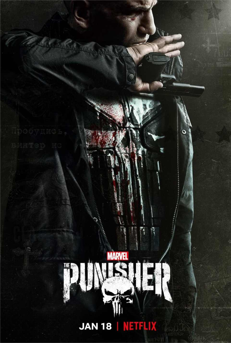 Marvel's The Punisher Season 2   Reactions   LIVING LIFE FEARLESS