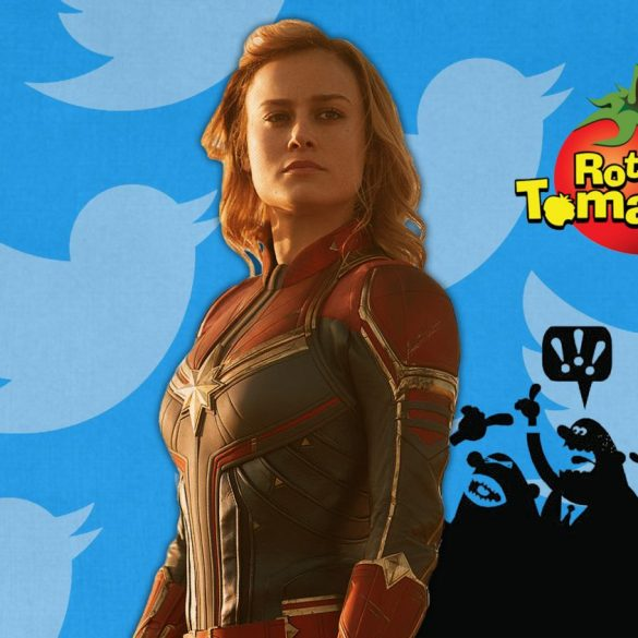 The Stupid and Endless 'Captain Marvel' Wars   Features   LIVING LIFE FEARLESS