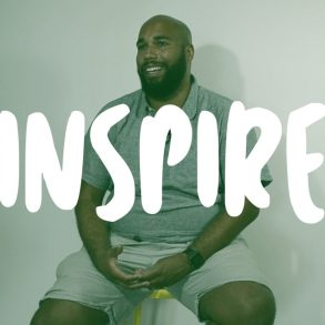 INSPIRE ft. delano dunn | Features | Shorts | LIVING LIFE FEARLESS