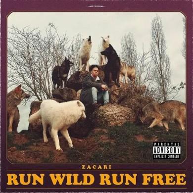 Zacari - Run Wild Run Free | Reactions | LIVING LIFE FEARLESS