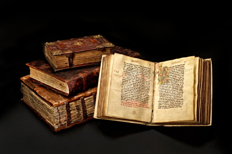 A surprising 16th century 'database' of books was just discovered in Denmark | News | LIVING LIFE FEARLESS