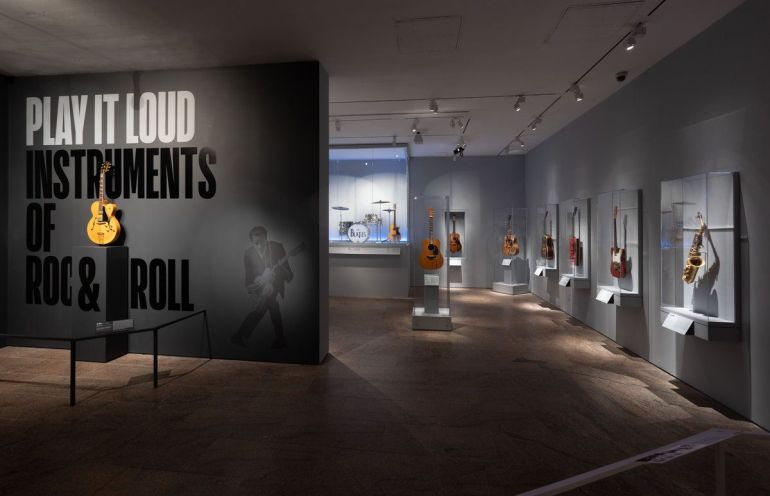 The Met opens a new exhibition dedicated to rock and roll's greatest instruments | News | LIVING LIFE FEARLESS