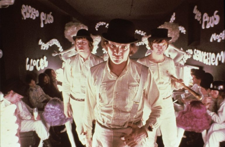 "An unfinished 'sequel' to Anthony Burgess' masterpiece, ""A Clockwork Orange"" has just been found 