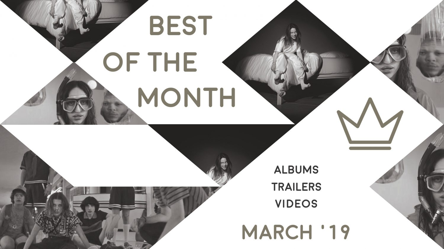 Best of the Month: March 2019 | Features | LIVING LIFE FEARLESS