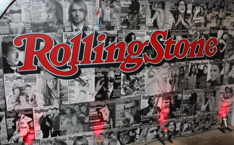 Delays in Rolling Stone's music charts launch could spell major trouble for the company | News | LIVING LIFE FEARLESS