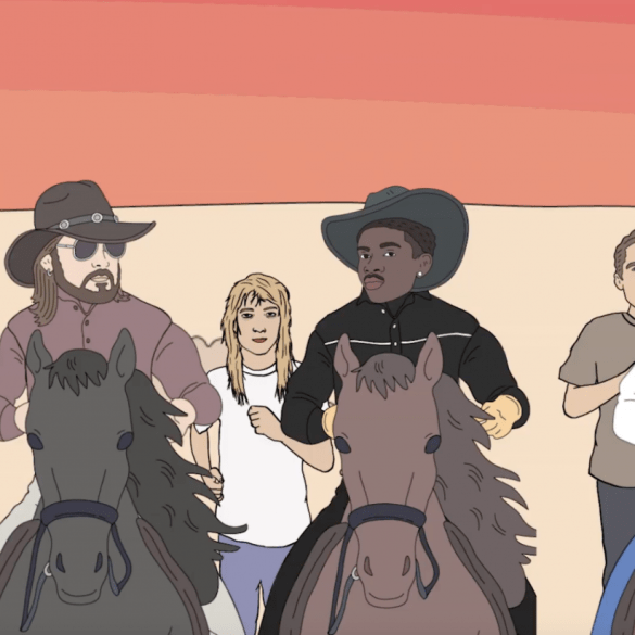 Lil Nas X, Mason Ramsey, and Area 51 converge for an overload of meme-culture | News | LIVING LIFE FEARLESS