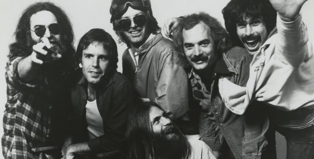 The Grateful Dead - Very Grateful, But Not Dead Yet | Features | LIVING LIFE FEARLESS